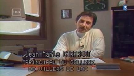 Jean-Marie Girardot, fondateur de RCV (Villiers-le-Lac), est décédé | Radioscope | Scoop.it