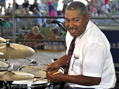 Shannon Powell: New Orleans Rhythm, Straight From The Source | American Crossroads | Scoop.it