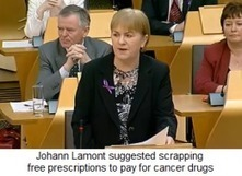 What's behind Scottish Labour's latest cancer concern? | Unionist Shenanigans | Scoop.it