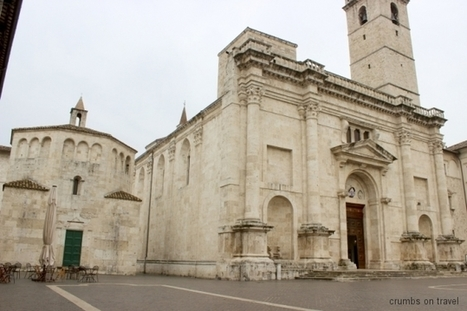 Heidi visits the cathedral of Saint Emygdius in Ascoli Piceno | Le Marche another Italy | Scoop.it