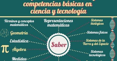 CONOCIENDO LAS COMPETENCIAS CLAVE | Competencia matemática y competencias básicas en ciencia y tecnología. ~ La Eduteca | Educacion, ecologia y TIC | Scoop.it