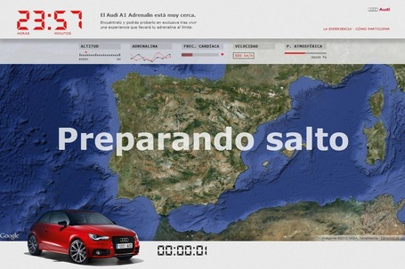 Audi crea un advergame que te desafía | Market Research: Trending Topics | Scoop.it