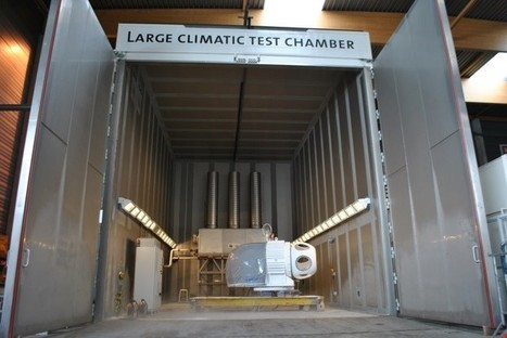 XANT mid-sized wind turbine tested for cold climate conditions at OWI-Lab | Owi-lab | Wind turbine testing | Scoop.it