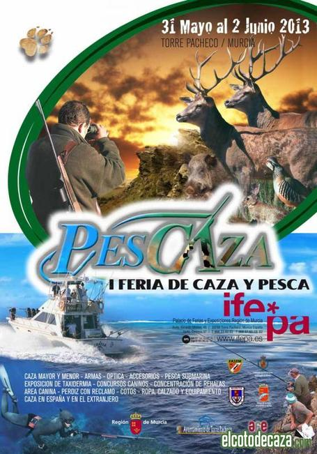 ESPAÑA: PESCAZA 2013 - Feria de la Caza y la Pesca | Aquaculture and Fisheries World Briefing | Scoop.it
