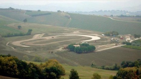 Valentino Rossi's neighbours take legal action against his moto ranch | twowheelsblog | Ductalk Ducati News | Scoop.it