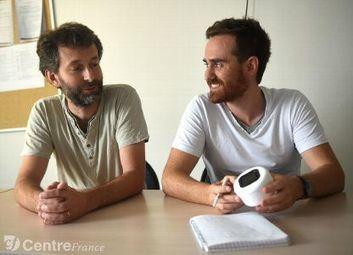 Brive : des inventeurs ramènent le silence dans l'open space | TPE - PME & Startup | Scoop.it