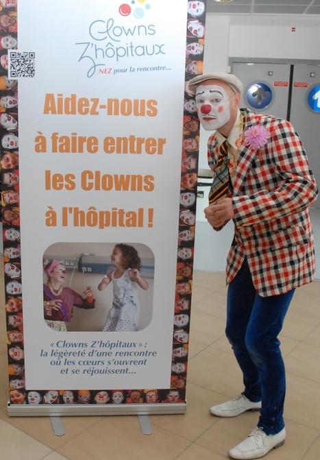Clowns z'hôpitaux: Actualités, Photos, Vidéos sur VeoSearch | Clowns Z'hôpitaux, NEZ pour la rencontre - les coeurs visiteurs | Scoop.it
