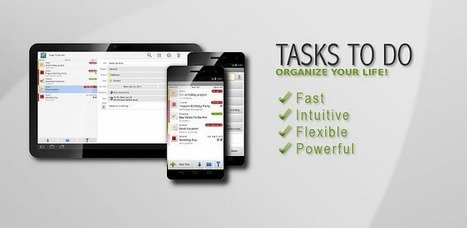 Tasks To Do Free, To-Do List - Android Apps on Google Play | Android Apps | Scoop.it