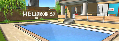 Helidroid 3D: The Ultimate Mission with Helicopters - WebAppRater | iPHONE APP REVIEWS | Scoop.it
