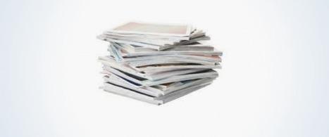 Stratégie : penser les réseaux sociaux comme un magazine | Outils en ligne pour bibliothécaires | Scoop.it
