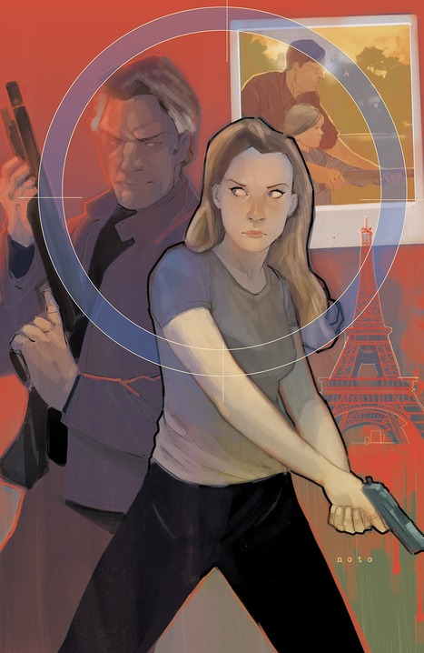 Marguerite Bennett Dives Into Spycraft with 'Butterfly' | Ladies Making Comics | Scoop.it
