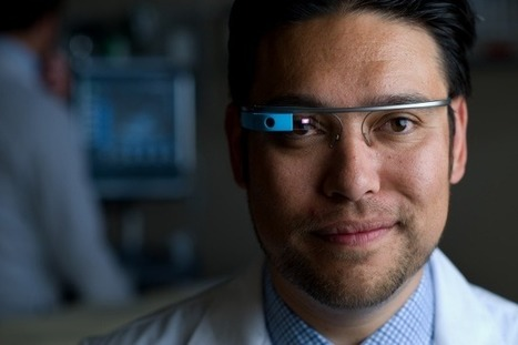 UC Irvine is the first medical school to add Google Glass to its curriculum | Future of Medical Simulation | Scoop.it