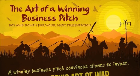 The Art of a Winning Business Pitch - Visual Contenting | Visual Marketing & Social Media | Scoop.it