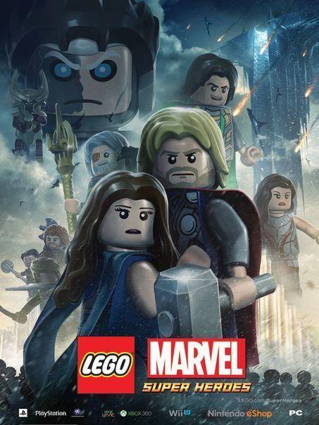 LEGO Marvel Super Heroes Getting Asgard DLC Pack - Superherohype.com   Comic Book Trends   Scoop.it