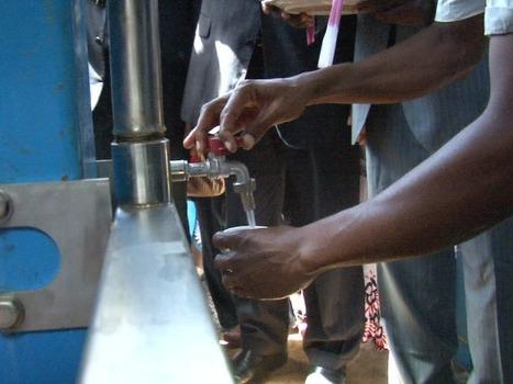 Nouvelles d'Afrique: L'eau potable offerte à Mohéli | Semlex Europe | Scoop.it