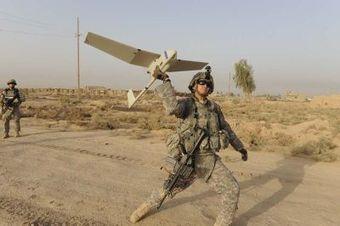 Armement : Des Américains enseignent aux Marocains le fonctionnement de drones légers | Intelligence stratégique au Maroc | Scoop.it