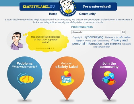 eSafety label | eSkills | eLeadership | Digital CitiZENship | FootprintDigital | Scoop.it