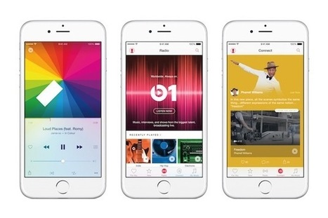 Apple Music : jusqu'à 100 000 morceaux en local | Apple, IMac and other Iproducts | Scoop.it