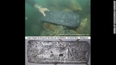 Capt. Kidd's treasure found off Madagascar, report says | DiverSync | Scoop.it