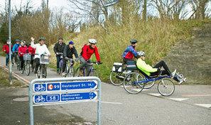 Pays-Bas > Les routes à vélos conquièrent le nord de l'Europe | RoBot cyclotourisme | Scoop.it