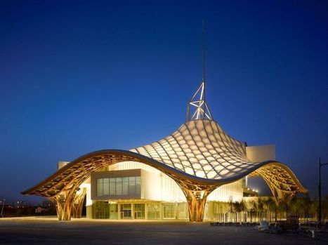 Metz Museum by Shigeru Ban | sustainable architecture | Scoop.it