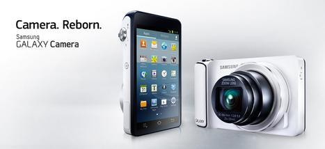 Samsung Galaxy Camera - Camera. Reborn. | foteka | Scoop.it
