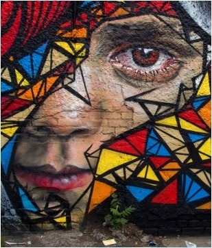 Street art by Adnate   Media Collective   World of Street & Outdoor Arts   Scoop.it