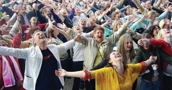 Giornata mondiale della risata per la pace nel mondo - Live Sicilia | Laughter ovvero Ridere! | Scoop.it