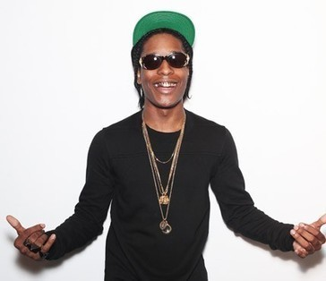 News: ASAP Rocky Signs $3 Million Deal | Record Labels and Record Deals | Scoop.it