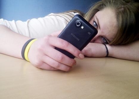Smartphone slecht voor je nachtrust | Mobieltjes in bed | Scoop.it