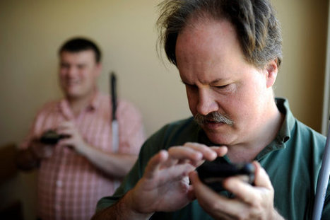 Visually Impaired Turn to Smartphones to See Their World | Education & ICT | Scoop.it