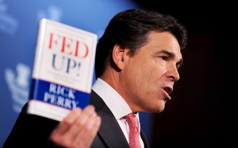 Governor Perry and Texan Republicans Hypocritically Demand Federal Aid After Plant Explosion - Americans Against the Tea Party | Lefty Politics | Scoop.it