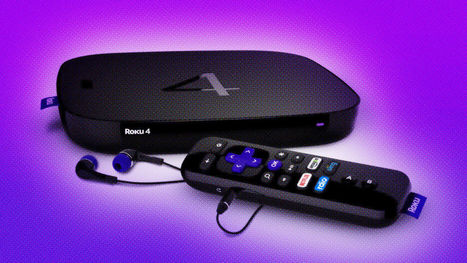Roku Is Solving The Most Frustrating Thing About Streaming TV Boxes - Fast Company | television | Scoop.it