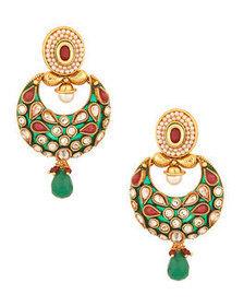 Chaand Balis imitation jewellery online | Online Fashion Jewellery | Scoop.it