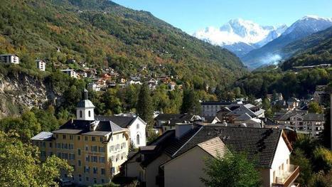 Zénitude en bons thermes à la montagne   La gazette pro de Brides-les-Bains   Scoop.it