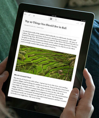50 Must-Have iPad Apps | TIME | How to Use an iPad Well | Scoop.it