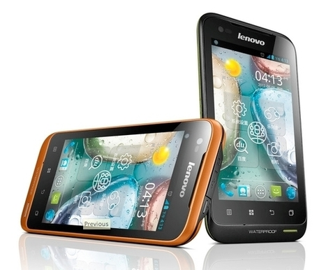 Lenovo IdeaPhone A660, dual-SIM que lo resiste casi todo | Mobile Technology | Scoop.it