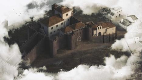 Paço dos Alcaides 3D - Montemor-o-Novo 1534 | History 2[+or less 3].0 | Scoop.it