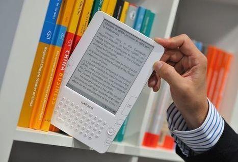 Livres électroniques: Le papier, obsolète dans 10 ans - News High-Tech: Hard-/Software - www.tdg.ch   Les news du Web   Scoop.it