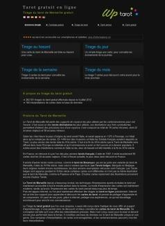 Tirage du tarot divinatoire en ligne - Tarot de Marseille gratuit | lucky-us | Scoop.it