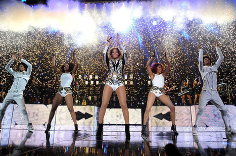 BEYONCE's visual album leads for third week at No. 1 on Billboard 200 Chart   CHRONYX.be : we love urban music in the charts !   Scoop.it