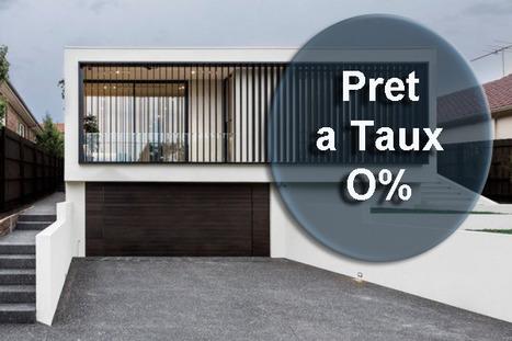 Prêt à Taux Zéro : c'est le moment de devenir propriétaire !   Immobilier   Scoop.it