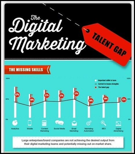 Digital Talent Optimization: The Development Of The Hybrid Marketer | Social Media Marketing Strategies | Scoop.it