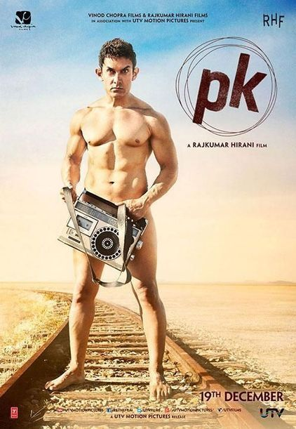 Aamir Khan Should Withdraw 'Vulgar' 'PK' Poster, Says Congress MLA | Welcome To Clubofyouth | Scoop.it