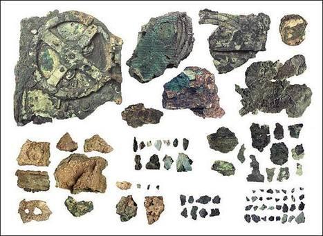 Antikythera Mechanism: Scientists Crack Secrets Of 2,000-year-old Astronomical Computer   Merveilles - Marvels   Scoop.it
