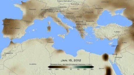 Drought in Eastern Mediterranean worst of past 900 years   MishMash   Scoop.it