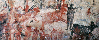 The Great Murals Cave Paintings of Baja California | Baja California | Scoop.it