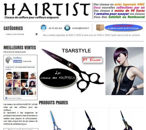 Ciseaux de coiffure, ciseaux de coiffure professionnels et ciseaux de coiffure pas chers | Ciseaux de coiffure | Scoop.it