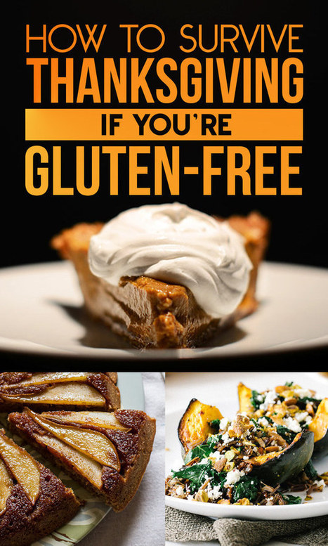 How To Survive Thanksgiving If You're Gluten-Free | Gluten Freedom | Scoop.it