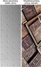New live-cell printing technology works like ancient Chinese woodblocking | SynBioFromLeukipposInstitute | Scoop.it